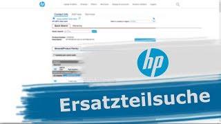 HP Partsurfer: Wie finde ich das passende HP Ersatzteil für mein Notebook? [GER/EN]