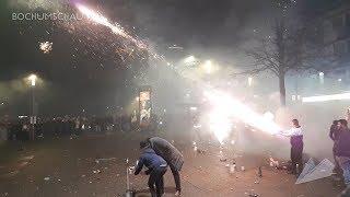 Feuerwerk Silvester 2019 🎇 Schauspielhaus Bochum 🔥