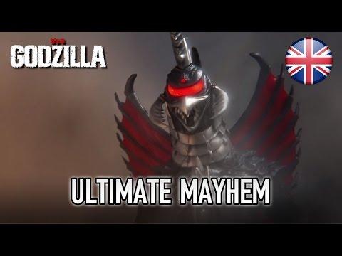 Godzilla - PS4/PS3 - Ultimate mayhem (E3 Trailer)