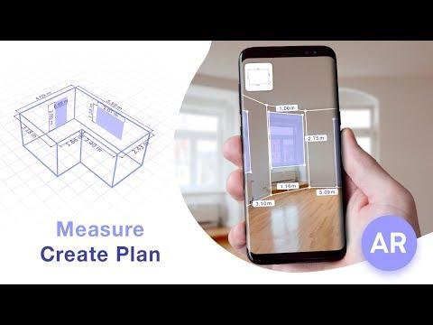 AR Plan 3D – Camera to Plan, Floorplanner