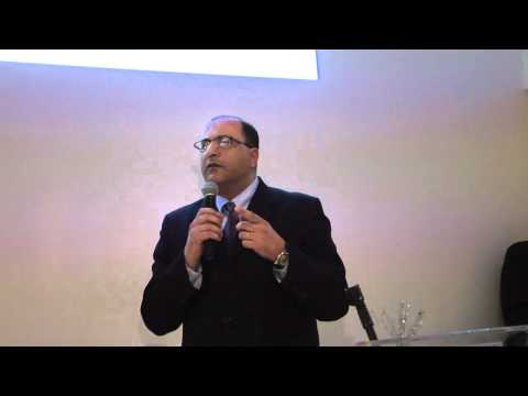 Ambassador Ido Aharoni, the Consul General of Israel in New York speaks at ICare4Autism Gala