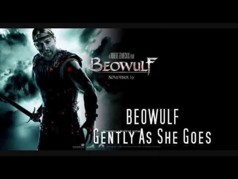 Beowulf track 03 - Gently As She Goes - Alan Silvestri and Robin Wright Penn
