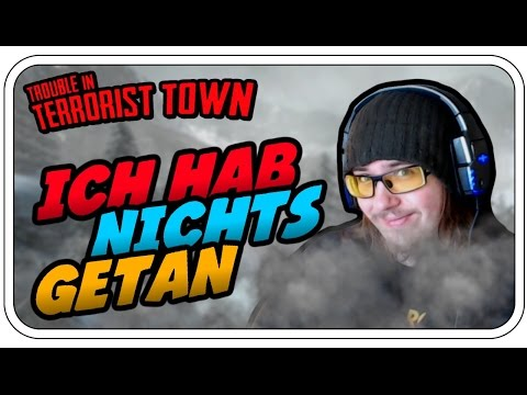 ICH HAB NICHTS GETAN! - TROUBLE IN TERRORIST TOWN #721 - Let's Play TTT - Dhalucard