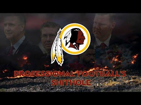 The Washington Redskins: Professional Football's Shithole