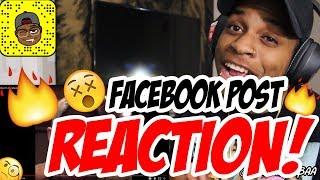 UPCHURCH RESPONDS!! Church Facebook video REACTION!!