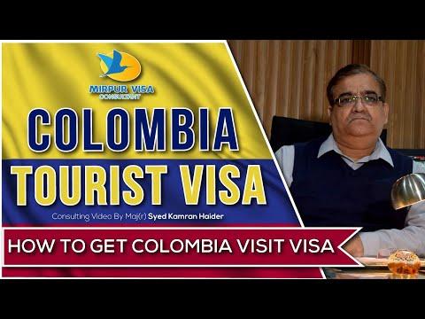 Colombia Tourist Visa | Colombia Visit Visa |
