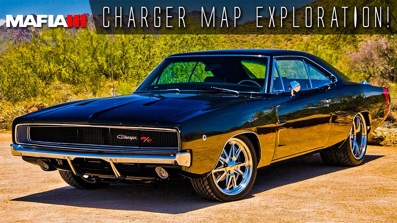 Exploring In A Dodge Charger Mafia Youtube