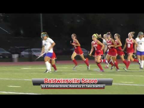 Girls Varsity Field Hockey Cicero North Syracuse VS Baldwinsville 9/13/2017