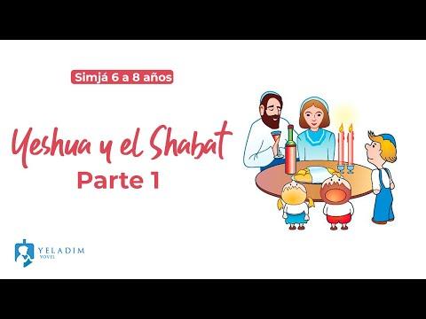 Yeshua y el Shabat (Parte 1) - Clase de Torá para Niños