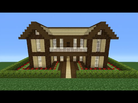 minecraft-tutorial:-how-to-make-a-wooden-house---16
