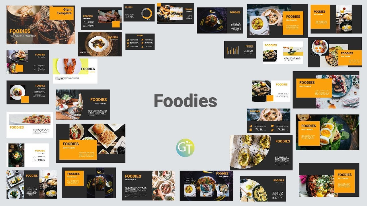 Food Restaurant Free Powerpoint Templates Download Free