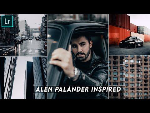 Alen Palander Inspired
