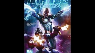 Comics Recenze: Thanos Nezbytný (UKK.68) CZ/SK