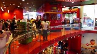 m s world in london leicester square full walk through
