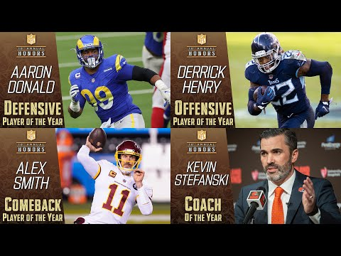 Offensive, Defensive, Comeback Player & Coach of the Year! | 2021 NFL Honors