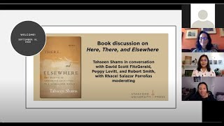 Book discussion on Here, There, and Elsewhere