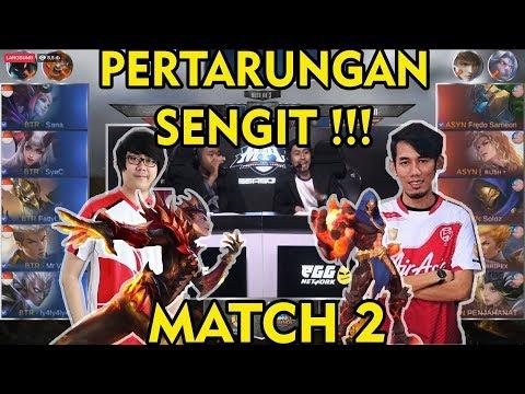 Pertarungan Sengit !!!