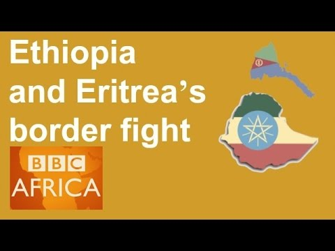 BBC Africa Experts: Ethiopia and Eritrea's border fight