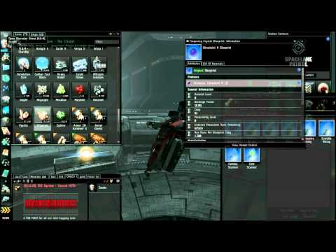 Eve Online Market & Industry Tutorial - Part 1/5 - $$, Minerals, What to Make?, Skills