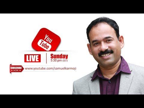 Bro.Samuel Karmoji  Worship \\ LIVE \\ 15-04-18 \\ Guest Speaker : Rev. Dr. Arjuna Rao, Vizag.