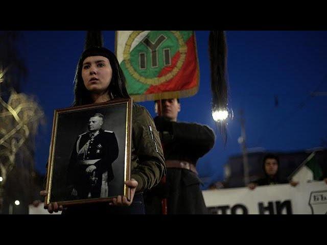 <h2><a href='https://webtv.eklogika.gr/voulgaria-poria-akrodexion-sto-kentro-tis-sofias' target='_blank' title='Βουλγαρία: Πορεία ακροδεξιών στο κέντρο της Σόφιας'>Βουλγαρία: Πορεία ακροδεξιών στο κέντρο της Σόφιας</a></h2>