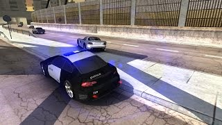 Police vs Thief Car Pursuit - Android Gameplay HD