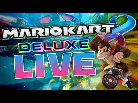 MARIO KART 8 DELUXE LIVE #11 W/ ORIGINAL151!