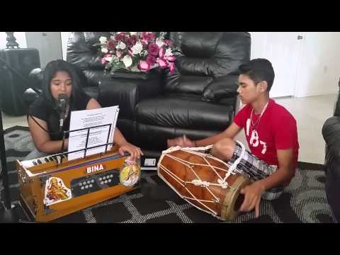 how to play dholak in kirtan