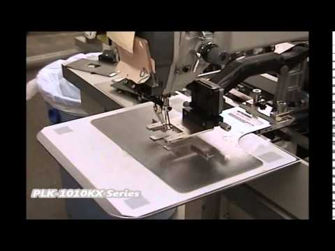 Mitsubishi Electric Industrial Sewing - Attaching Tab