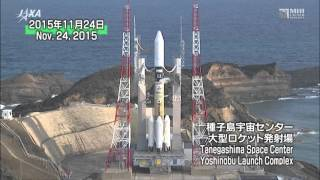H-IIAロケット29号機(高度化仕様)打ち上げクイックレビュー | Launch of H-IIA F29 (H-IIA UPGRADE) Quick reviewed movie. thumbnail