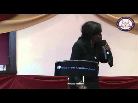 Pastor Lillian Orinda  - Who Sent You?