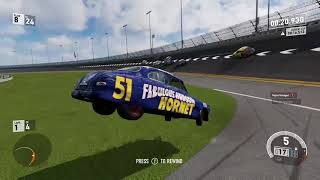 THE HUDSON HORNET HAS LOST CONTROL!!! Forza Motorsport 7 / Cars