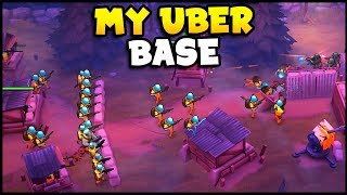 Guns Up! - Can I DESTROY My OWN Base? (Guns Up Multiplayer Gameplay)