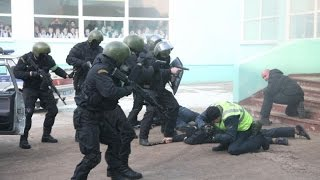 Полиция в Татмаке Казань