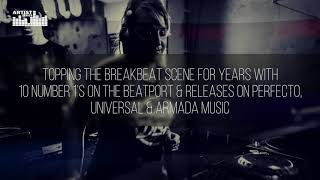Beatman Ludmilla Electro Breaks - Royalty Free Breakbeat Samples - Loopmasters Artist Series
