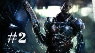 Mass Effect 3 - Gameplay Walkthrough w/Kinect - Part 2 - Shepard (Xbox 360/PC/PS3)