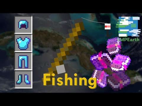 How A Fishing Rod Got Me Rich On SMP Earth
