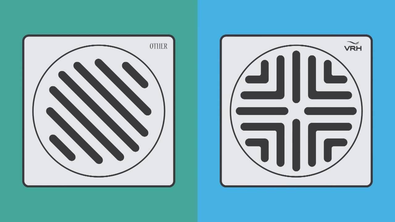 5 advantages of vrh floor drain youtube 5 advantages of vrh floor drain