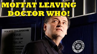 Video REACTION! - Steven Moffat leaves Doctor Who - Chris Chibnall to replace download MP3, 3GP, MP4, WEBM, AVI, FLV Juli 2017