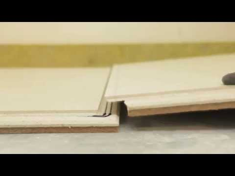 Knauf Brio Dry Screed Flooring Installation
