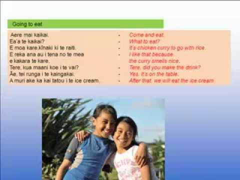 Cook Islands Music & Language