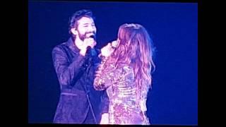 Thalia, Sasha, Benny y Erick. Junto a ti. Generación Timbiriche.Auditorio Nacional. Thalia Live Tour