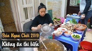 BÚN NGAN CHỬI MỚI NHẤT 2019 - Không Ăn Thì Biến ? Bún Ngan Nhàn Trung Yên