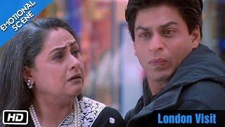 Download London Visit - Emotional Scene - Kabhi Khushi Kabhie Gham - Shahrukh Khan, Amitabh Bachchan