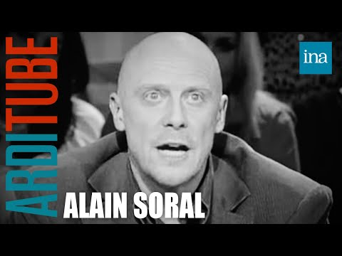 L'essayiste provocateur Alain Soral  Archive INA