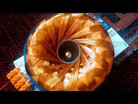 STABLE LEVITATION via RODIN coil - YouTube