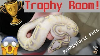 THE TROPHY ROOM at Prehistoric Pets | Mixology #9