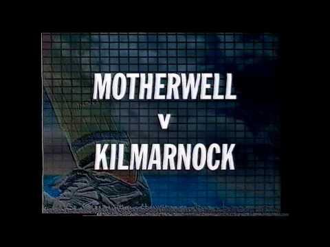 Motherwell 0 Killie 1 08/11/97