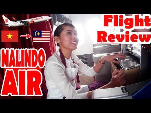 FLIGHT REVIEW: MALINDO AIR, VIETNAM TO MALAYSIA (HANOI TO KUALA LUMPUR)