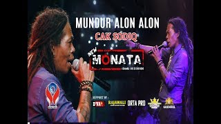 Download Mp3 Cak Sodiq - Mundur Alon Alon   New Monata Live Jember